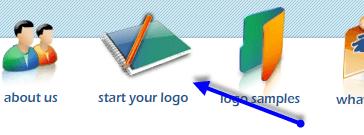 start your logo