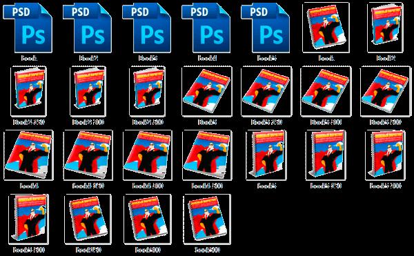Как сделать 3D обложку? Создаем обложки для книг, дисков, коробок