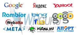Основные методы вывода сайта в топ поисковых систем
