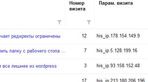 айпи адрес в вебвизор